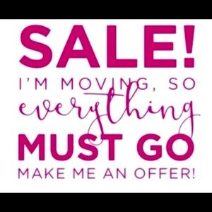 Other - Everything must go ! Make me an offer